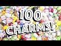 Download Video Download 100 CHARMS! - Awesome Polymer Clay Inspiration! - 3GP MP4 FLV