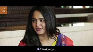 Anushka Shetty Exclusive Interview | Baahubali 2 | Radio Mango