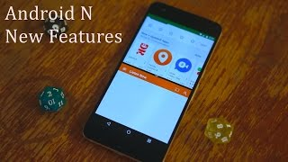Android N New Features | Better optimized version of Android 6.0 Marshmallow !!