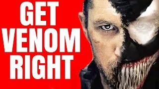 Why The Venom Movie Could Be Great