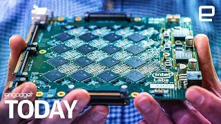 Intel's neuron-based AI chips could drive a car