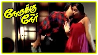 Nerukku Ner Movie Scenes | Vijay Simran Love Scene | Shanti brings her daughter home | Suriya