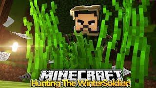 Minecraft Adventure - IRONMAN HUNTS DOWN THE WINTER SOLDIER