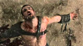 Spartacus Soundtrack - Rain At Last
