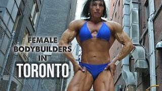 Female Bodybuilders In Toronto