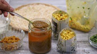 ঝাল মুড়ির মসলা   Jhal Murir Moshla   Spich Mix for Chaat   Spice Mix for Puffed Rice