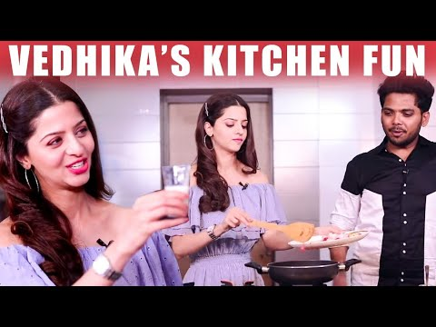 Xxx Mp4 Vedhika 39 S Cooking Skill On Display Check Out Her Secret Recipes 3gp Sex
