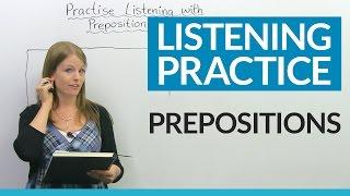 English Listening Practice: Improve your vocabulary!