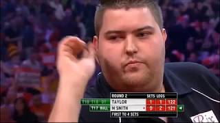 Michael Smith - Greatest 100+ Darts Finishes 2013-2018