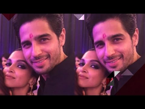 Xxx Mp4 Deepika Padukone And Sidharth Malhotra S Social Chatting Bollywood News 3gp Sex