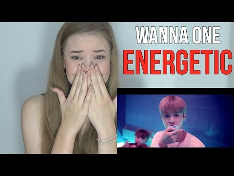 Wanna One (워너원) - 에너제틱 (Energetic) MV REACTION | Lexie Marie