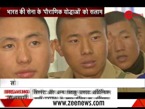 Xxx Mp4 Watch Story On Naga Regiment S Bravery Youngest Regiment Of Indian Army 3gp Sex