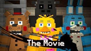 MINE Nights at Freddy's FACTORY | Season 2 | FNAF Minecraft Roleplay Movie