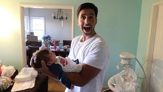 LEARNING HOW TO BE A DAD! (I'M SCARED)