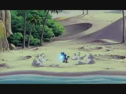 Goku Nacimiento warcry perdido