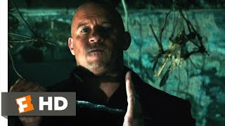 The Last Witch Hunter (2/10) Movie CLIP - Apprehending a Witch (2015) HD