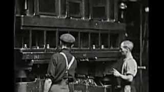STORIA DEL NOVECENTO 05 1924 l'operaio alla catena di montaggio