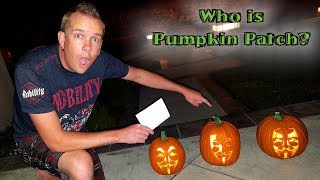 Pumpkin Patch Sends Us Game Master Jack O