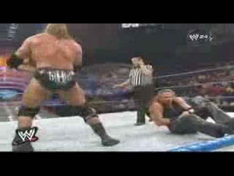 Wwf Smackdown 08.11.1999 Arnold Schwarzenegger Terminates Triple H VBOX7.flv