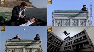 مراد علمدار يخطف فورال من سطح المبنى بخطة عبقرية ||  مشهد أكشن | مترجم للعربية