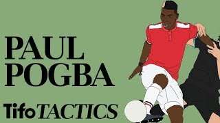 Is Mourinho Getting The Best Out of Paul Pogba? | Tactical Profile