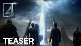 Fantastic Four | Official Teaser Trailer [HD] | 20th Century FOX