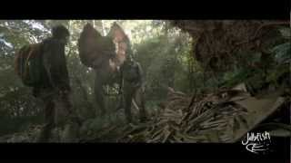 The Dinosaur Project   Visual Effects