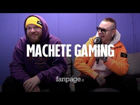 Xxx Mp4 Dal Rap Ai Videogiochi Machete Crew Sbarca Su Twitch Con Fortnite 3gp Sex