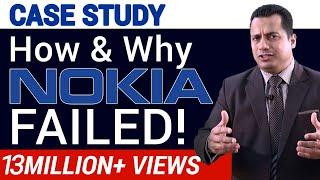 How & Why NOKIA Failed | Case Study | Dr Vivek Bindra | Part -1
