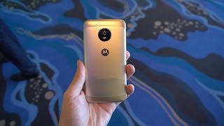 Moto G5 and G5 Plus hands-on: The G goes metal
