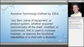 Funding Assistive Technology K-12
