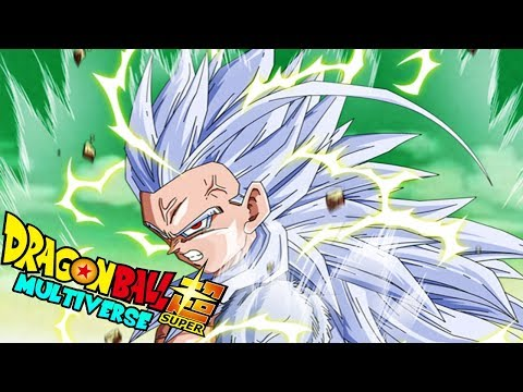 GOHAN la TRASFORMAZIONE DEFINITIVA - DRAGON BALL SUPER MULTIVERSE #25