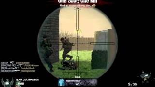 Black Ops - Tripple kill - PC
