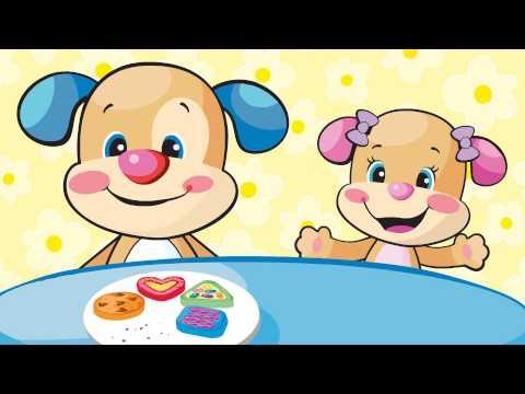 Rires et Éveil «Compter avec M. Cookie»