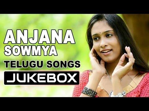 Singer Anjana Sowmya Hit Songs || Jukebox || Telugu Love Songs