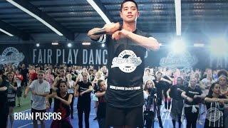 ★Brian Puspos ★ R.I.C.O.  ★ Fair Play Dance Camp 2015 ★