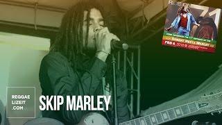 Skip Marley - Cry To Me @ Bob Marley 71st Celebration (Bob Marley Museum)