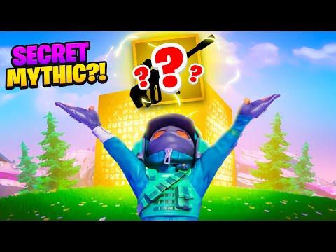 NEW SECRET MYTHIC OF SEASON 8