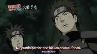 Avances de Naruto Shippuden capitulo 211 Sub español