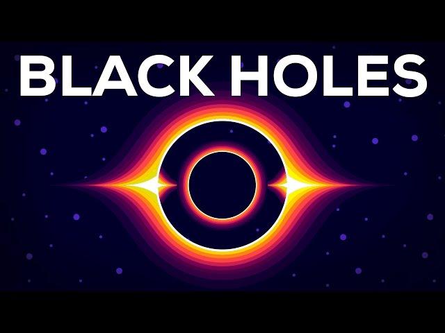 Schwarze Löcher erklärt - Von der Geburt bis zum Tod
