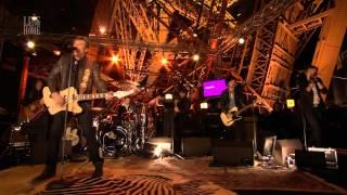 Johnny Hallyday - Live@Home - Tour Eiffel - Full Show