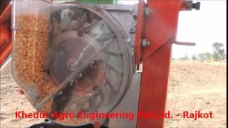 Precision Seed Planter of Khedut Agro Engineering Pvt. Ltd. - Rajkot ( Gujarat - India )
