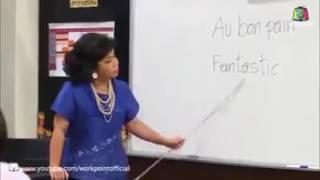 Funny thai englisg class