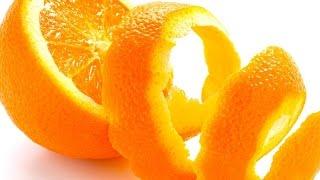 The Ultimate Orange Peeling Hack