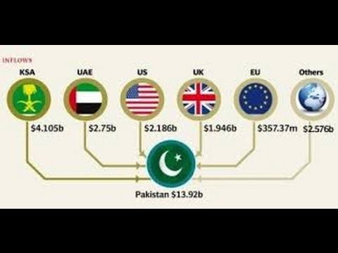 Pakistani Media Scared Any dent in Remittance will Collapse Pakistan Economy