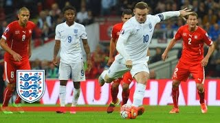 England 2-0 Switzerland (Euro16Q) | Goals & Highlights