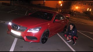 DAINA BUYS HER FIRST CAR EVER!