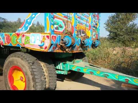 pakistan india bus punjab bandial tractor coach