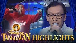 Tawag ng Tanghalan: Vice Ganda challenges Rey Valera in a fight