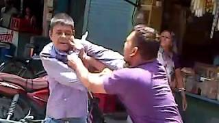 Desi real fight